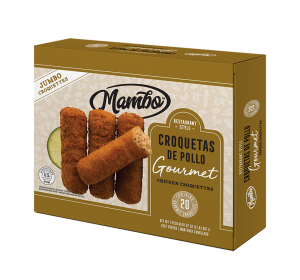 Mambo_Croquetas 2 Chicken Gourmet 20 Ct_WEB