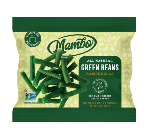 Mambo_Steamed Bag Mockup_Green Beans